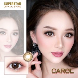 Superstar Carol Softlens Warna Premium