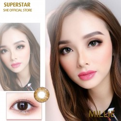 Superstar Millie Softlens Warna Premium
