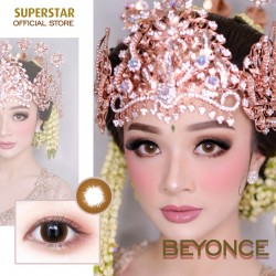 Superstar Beyonce Softlens Warna Premium