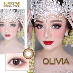 Superstar Olivia Softlens Warna Premium