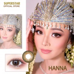 Superstar Hanna Softlens Warna Premium