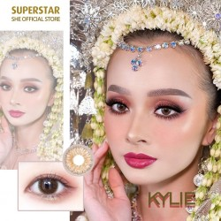 Superstar Kylie Softlens Warna Premium