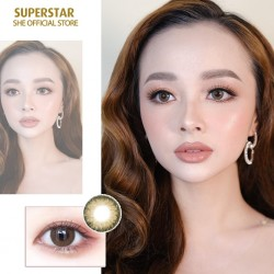 Superstar Naomi Softlens Warna Premium