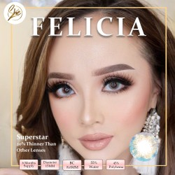 Superstar Felicia  Softlens Warna Premium