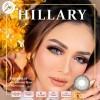 Superstar Hillary Softlens Warna Premium