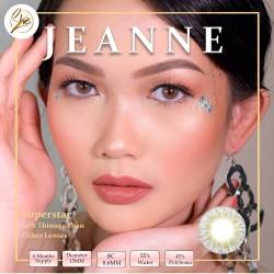 Superstar Jeanne Softlens Warna Premium