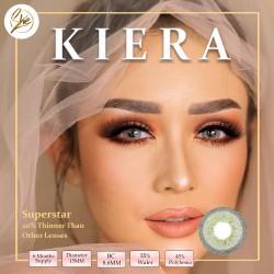 Superstar Kiera Softlens Warna Premium