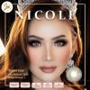Superstar Nicole Softlens Warna Premium
