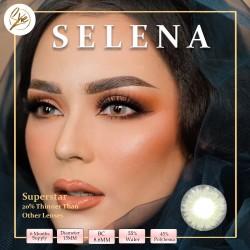 Superstar Selena Softlens Warna Premium