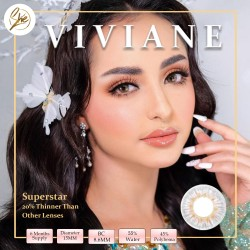 Superstar Viviane Softlens Warna Premium