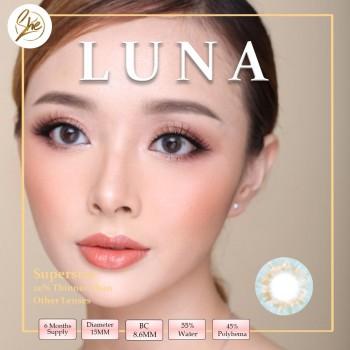 Superstar Luna Softlens Warna Premium
