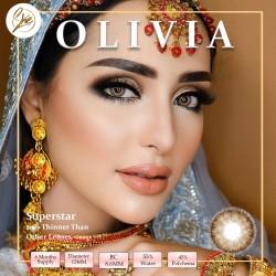 Superstar Olivia Softlens Warna Premium
