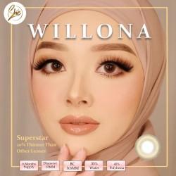 Superstar Willona Softlens Warna Premium